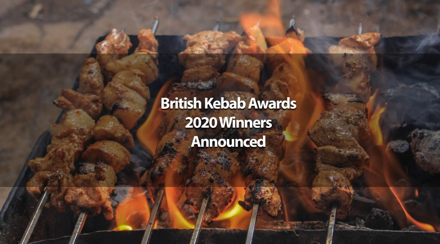 British Kebab Awards 2020 Winners Announced