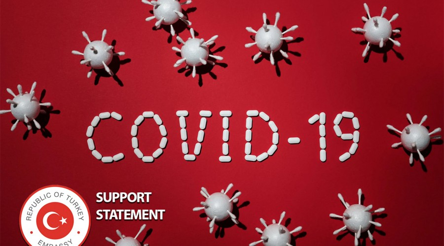 T.C. British Embassy Statement About UK Government COVID-19 Support